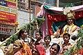 Festival procession near Sardar Market in Jodhpur (4571163629).jpg