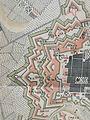 Festung Lëtzebuerg - Neipurt-Front - 1794 - Detail vun der Lefort-Kaart.JPG
