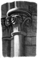 Fig 189 -Capital of triforium of nave, Lincoln.png