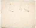 Figures in Battle and Head of a Horse (recto); Studies of a Man's Head and Arms (verso) MET DP809334.jpg