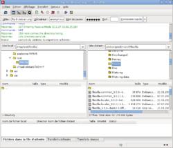 Bonjour,  Je vous présente le logiciel qui pour moi est le meilleur client FTP (File Transfert Protocol) multi-platforme.