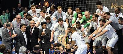 Coupe de france de handball masculin 2014 2015 wikip dia - Handball coupe de france ...