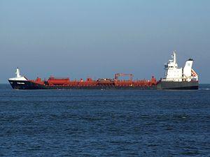 Fionia Swan IMO 9328974 p2 leaving Port of Rotterdam, Holland 01-Jan-2008.jpg