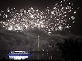 Fireworks, NYE 2016-7 from Kim Il Sung Square (33012487881).jpg