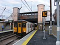 First train to call at Lea Bridge station for 31 years.jpg