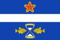 Flag of Peskovatskoe (Gorodishchensky rayon).png