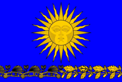 Flag of Solnechnoe (St Petersburg).png