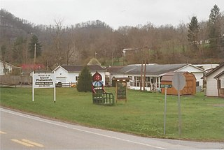 Flatwoods, West Virginia Town in West Virginia, United States