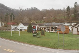 Flatwoods, West Virginia - Image: Flatwoods West Virginia