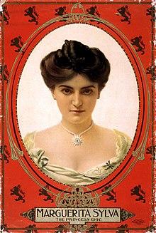 Flickr - …trialsanderrors - Marguerita Sylva, the Princess Chic, performing arts poster, 1900.jpg