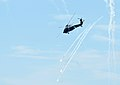 Flickr - Official U.S. Navy Imagery - A Helicopter fires flares..jpg