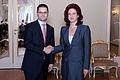 Flickr - Saeima - Solvita Āboltiņa tiekas ar Serbijas Republikas ārlietu ministru (5).jpg