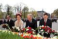 Flickr - Saeima - Svinīga ziedu nolikšanas ceremonija pie Brīvības pieminekļa (9).jpg