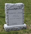 Florence La Badie gravestone Green-Wood Cemetery.jpg