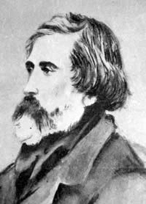 Paraguayan War - Venancio Flores, President of Uruguay from 1865 to 1868.