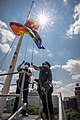 Flying the Pride Flag over the Capitol (50034937626).jpg