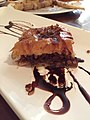 Food 巴克拉瓦酥皮派, Baklava, 沙巴巴中東美食, 沙巴巴, Sababa Pita Bar, 台北 (20981465196).jpg