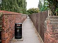 Footpath in Hitchin - geograph.org.uk - 562688.jpg
