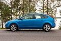 Ford Focus II 1.6 Ghia 4d A (NGL-850) in Haukilahti, Espoo (September 2019, 5).jpg