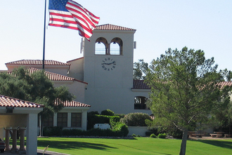 Forever Living Products - Forever Living Products headquarters in McCormick Ranch in Arizona in 2007. The company's resort division owns several similar properties.