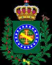 Forma correta do Brasão do Reino do Brasil ( de 18 setembro a 1 de dezembro de 1822).png