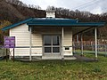 Former Hokkaido Government Civil Engineering Department, Otaru Harbour Watch House.jpg