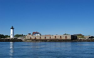 Fort William and Mary - Image: Fort Constitution 5