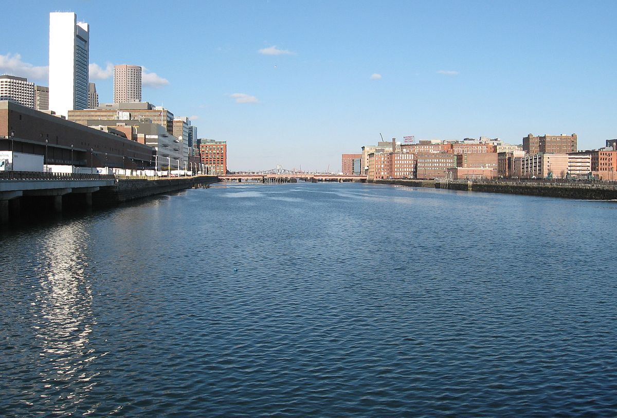 Fort Point Channel - Wikipedia