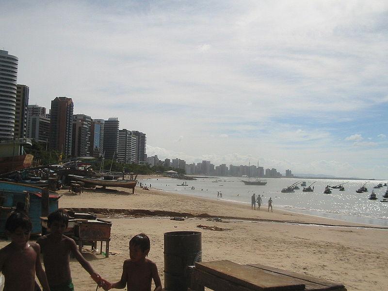 Se hospedar na Praia do Mucuripe em Fortaleza