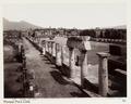 Fotografi av Pompeji, Italien - Hallwylska museet - 106870.tif