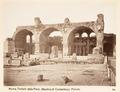 Fotografi av Roma. Tempio della Pace (Basilica di Costantino) - Hallwylska museet - 104724.tif