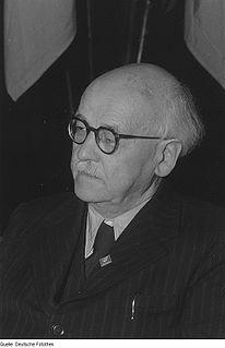 Emil Fuchs (theologian) German theologian