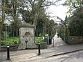 Fountain and archway - geograph.org.uk - 1249611.jpg
