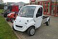 Fox Electric Vehicle, on show at Euromec Market Harborough - Flickr - mick - Lumix(1).jpg