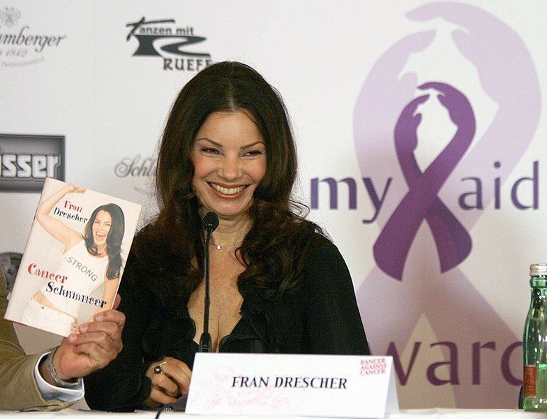 File:Fran Drescher, dancer against cancer press conference 2010 (1).jpg