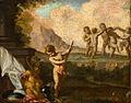Francesco Campora - Cupido com as armas de Marte.jpg