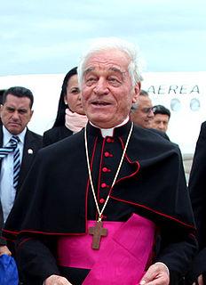 Francesco Canalini Italian prelate of the Catholic Church