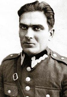 Franciszek Jerzy Jaskulski Polish resistance fighter