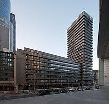 Hotel Frankfurt Turm