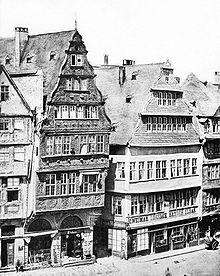 Salzhaus frankfurt am main wikipedia for Liebfrauenberg frankfurt