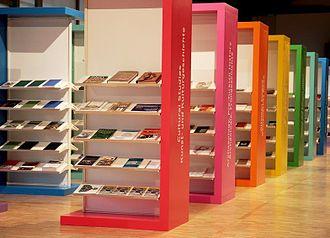 Frankfurt Book Fair - Image: Frankfurter Buchmesse 2008