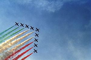 Frecce Tricolori - Image: Frecce Tricolori
