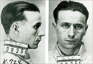 Fred Barker American gangster