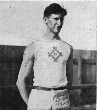 Frederick Schule - Schule at the 1904 Summer Olympics in St. Louis