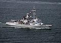French frigate Jean Bart (D615) in April 2014.JPG