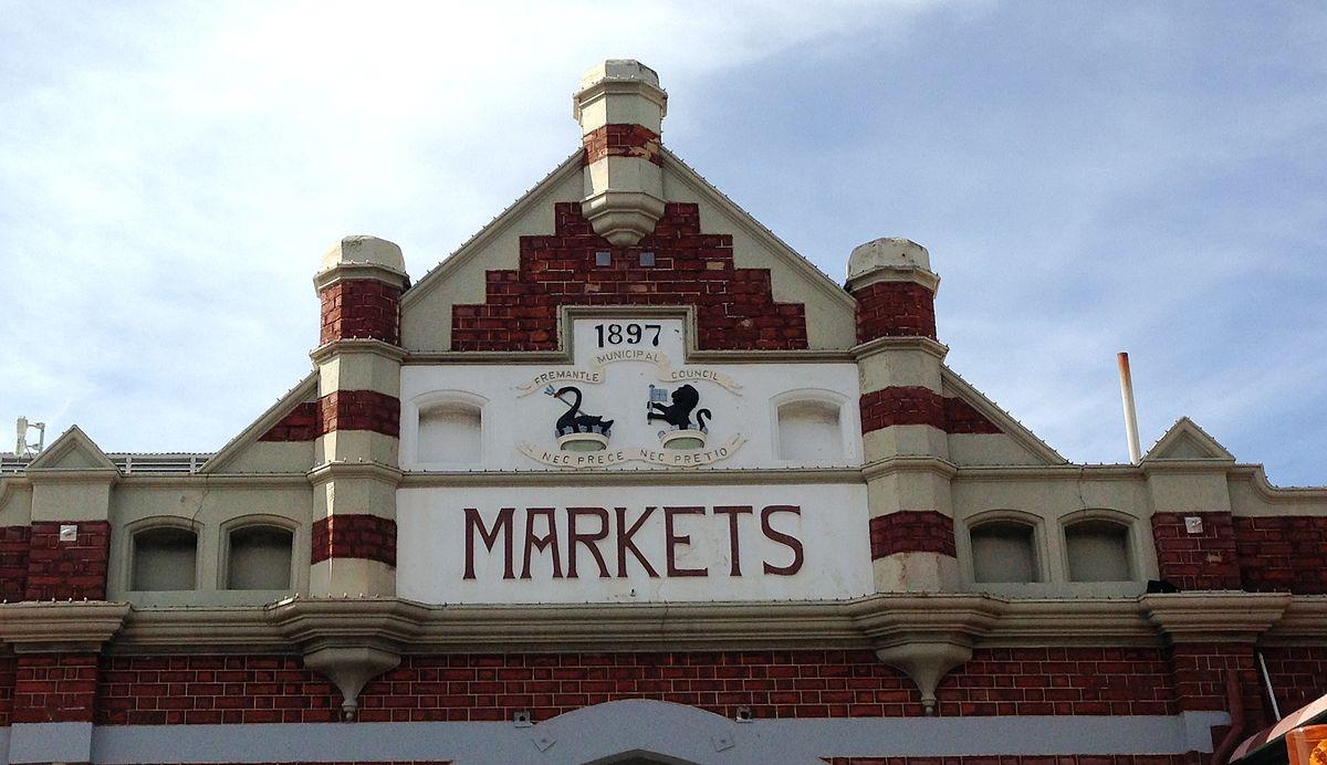 Fremantle Markets Wikipedia