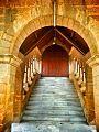 Frere Hall internal gate.jpg