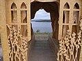 Freya's Cabin - interior - geograph.org.uk - 1361406.jpg
