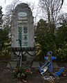 Friedhof Columbiadamm - Luftschiffer zur See 1913.jpg