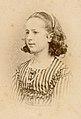 Frk. Aas som ung pike (ca. 1881) (35527748906).jpg